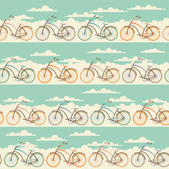 Bicycle In The Clouds