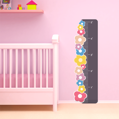 Fancy Flowers 2.0 Room Growth Chart