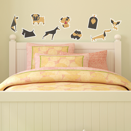 Furry Friends Room Icons
