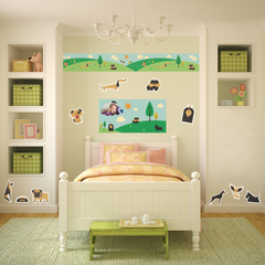 Furry Friends Room Set