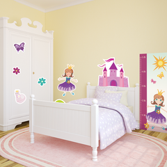 Pretty Princess (Purple) Room Set