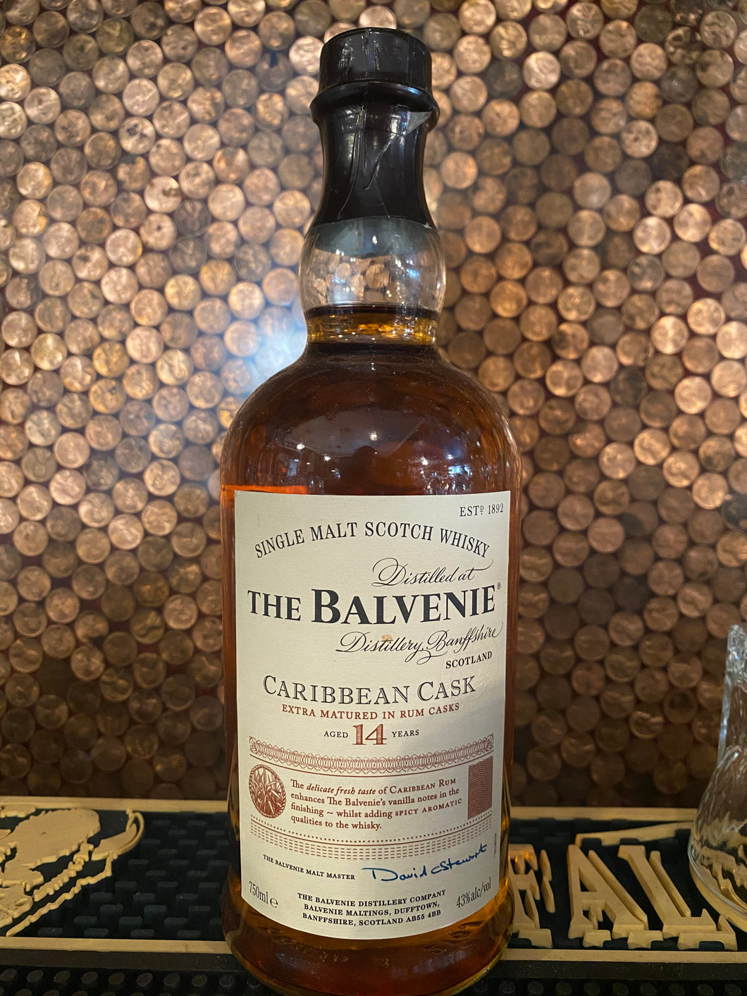 The Balvenie Caribbean Cask 14 Year