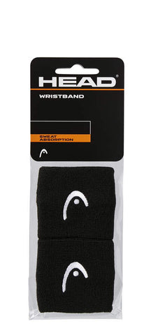 "Head WRISTBAND 2.5"" BK"