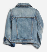 Load image into Gallery viewer, Add on item - Baby/Toddler Denim Jacket - Jacket Only