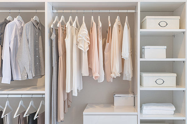 3 Steps to a Seamless Wardrobe Changeover