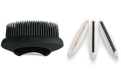 The Pet Brush & Replacement Edge Set - Bundle