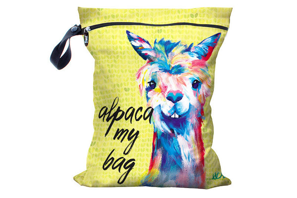 Alpaca My Bag, Swet Wet/Dry Bag (2 sizes)