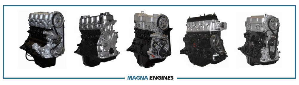 An image of Common Mazda Re-Manufactured Forklift Engines