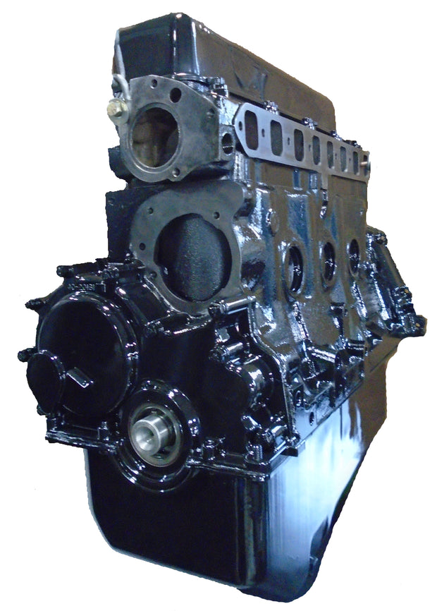 This is an image of a Hercules forklift engine to represent the Hercules G1600 Daewoo (SI) Long Block Forklift Engine Assembly for sale on this page