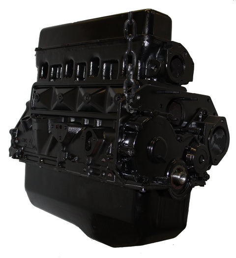 This is an image of a CAT forklift engine to represent the Caterpillar 1404 Long Block Forklift Engine Assembly for sale on this page