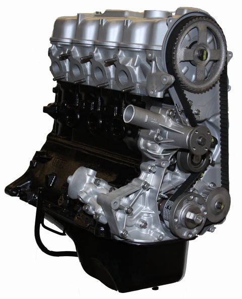This is an image of a Mitsubishi forklift engine to represent the Mitsubishi 4G32 Long Block Forklift Engine for sale on this page
