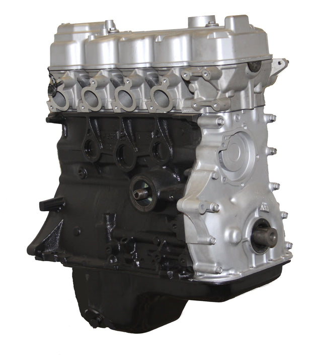 This is an image of a Mitsubishi forklift engine to represent the Mitsubishi 4G54 Balanced Long Block Forklift Engine for sale on this page