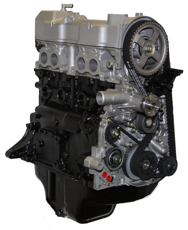 This is an image of a Mitsubishi forklift engine to represent the Mitsubishi 4G64 Balanced Long Block Forklift Engine for sale on this page