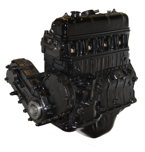 This is an image of a Mazda forklift engine to represent the Mazda UA-PTO Long Block Engine Assembly for sale on this page