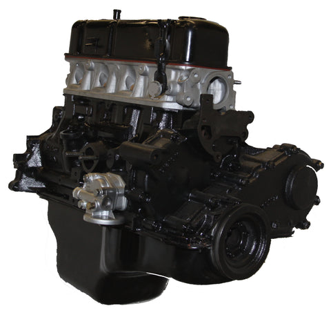 This is an image of a Nissan forklift engine to represent the Nissan A15 Long Block Forklift Engine Assembly for sale on this page
