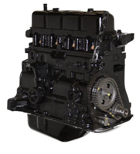 This is an image of a Nissan forklift engine to represent the Nissan H20-K Long Block Forklift Engine Assembly for sale on this page