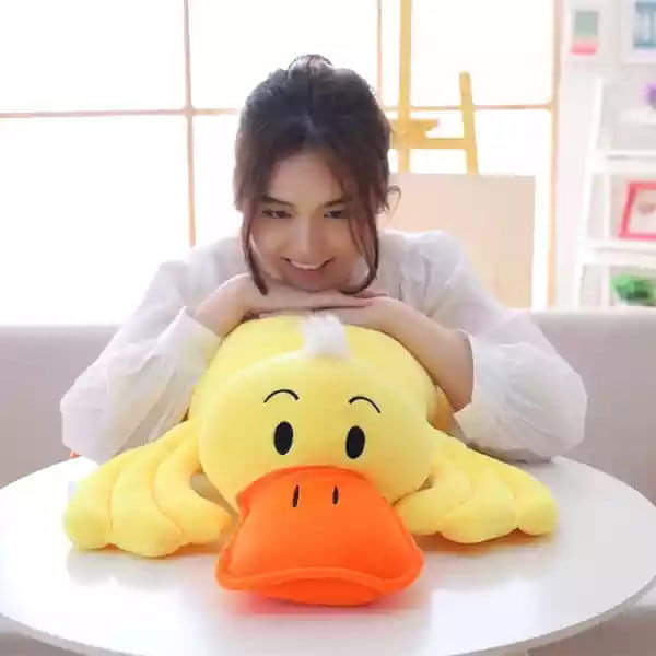 Plush Yellow Duck Stuffed Animal