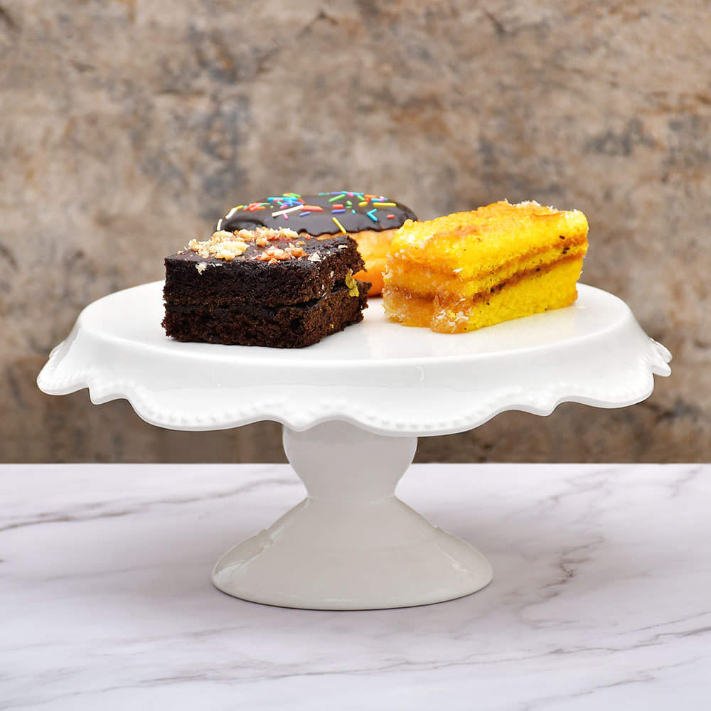 Dessert Decorative Stand with Acrylic Cover