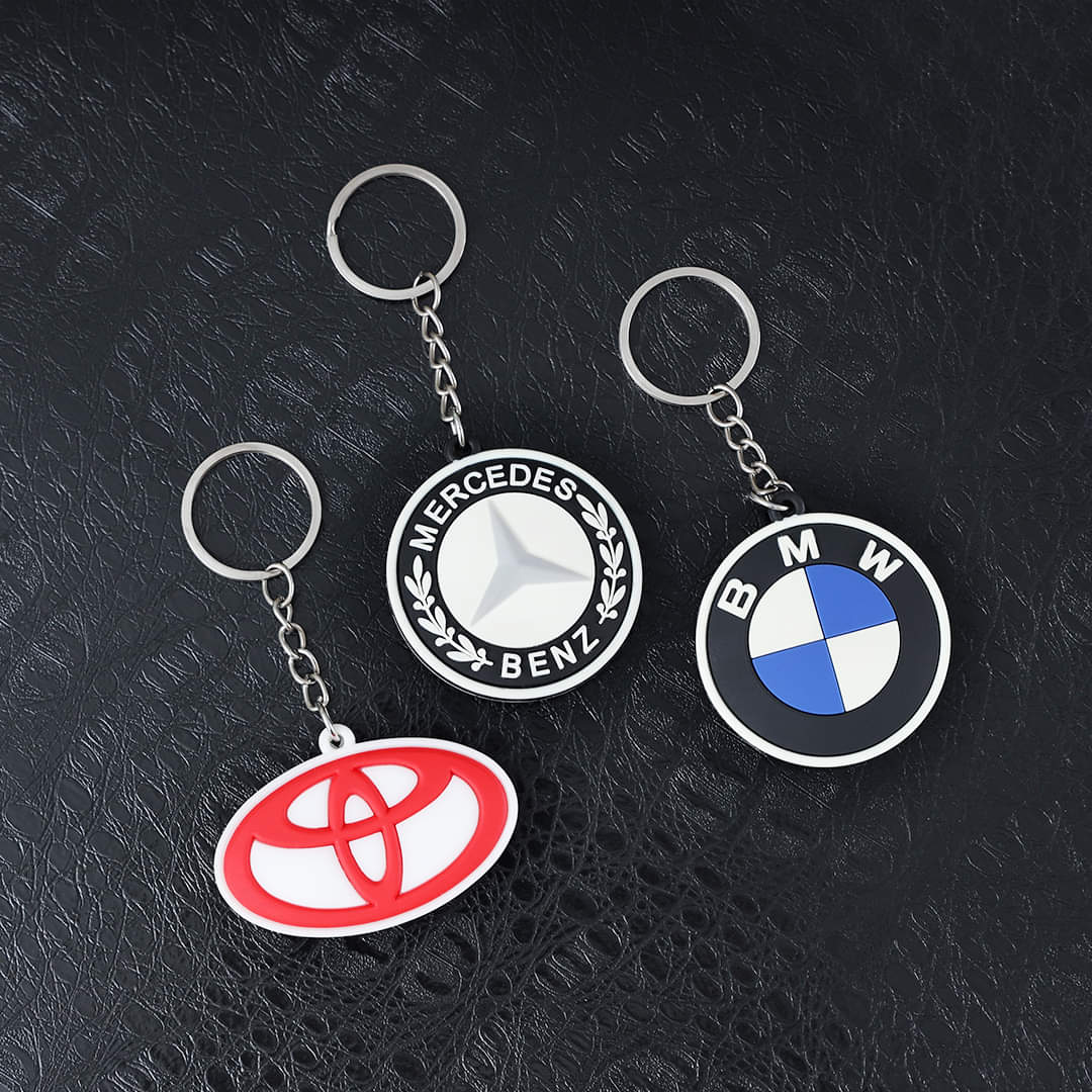 Car Brands Hanging Key Chain