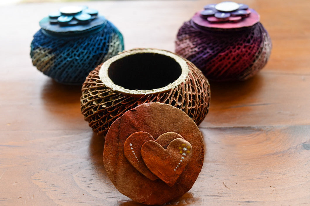 Jewellery Coconut Ring Bowl