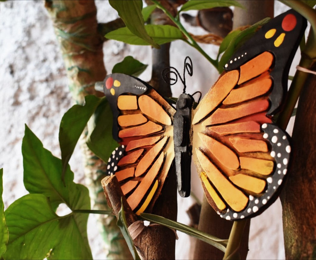 Butterfly Wall Décor