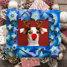 Load image into Gallery viewer, Christmas Custom Photo Frame