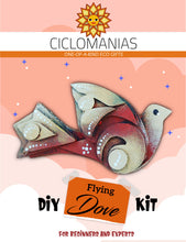 Cargar imagen en el visor de la galería, Flying Dove _ Do It Yourself Kit