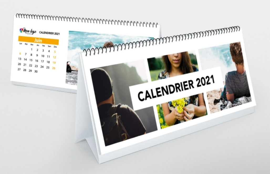 Calendriers chevalet 29,7x10,15 cm ! NEW 2021