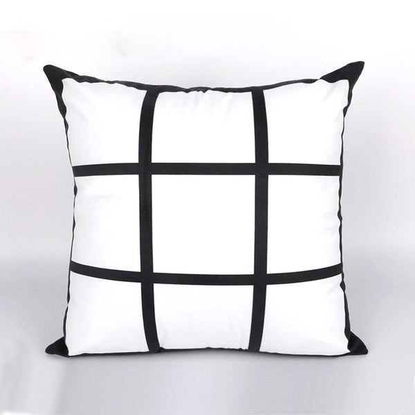 9-Photo Pillow Covers Are Sublimation Gifts to Display!