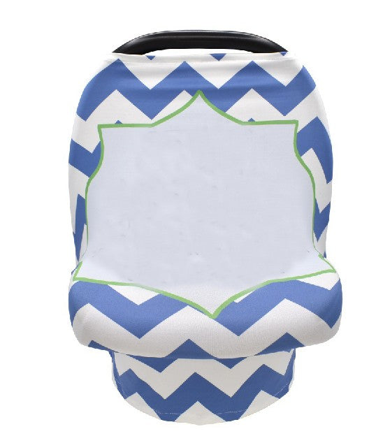 Baby Car Seat Carrier Cover Sublimation Blank