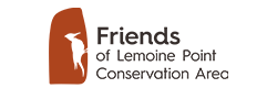 friends of lemoine point conservation area logo