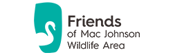 friends of mac johnson wildlife area logo
