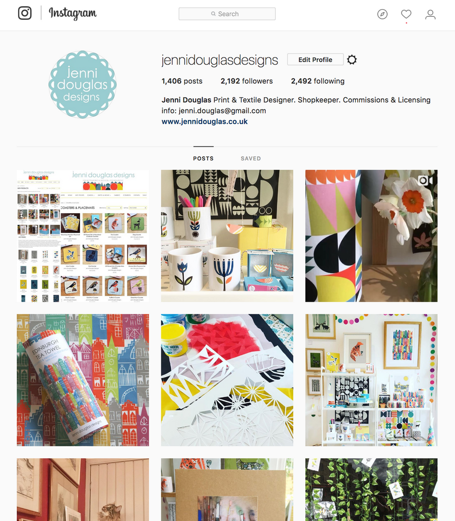#MYSHOPLIFE2018 Instagram Challenge & 15% off SALE!
