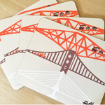 Load image into Gallery viewer, Forth Bridges Placemat