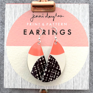 Fjord Earrings