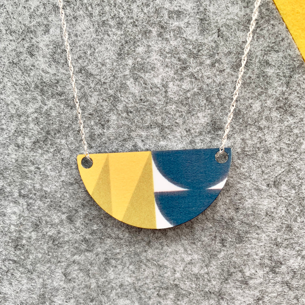 Geo Necklace (Small)