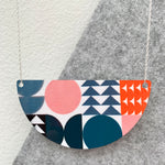 Load image into Gallery viewer, Geo Necklace (Large)