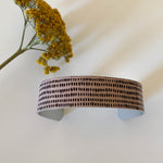 Load image into Gallery viewer, Connect Narrow Cuff Bracelet No.1 (New)