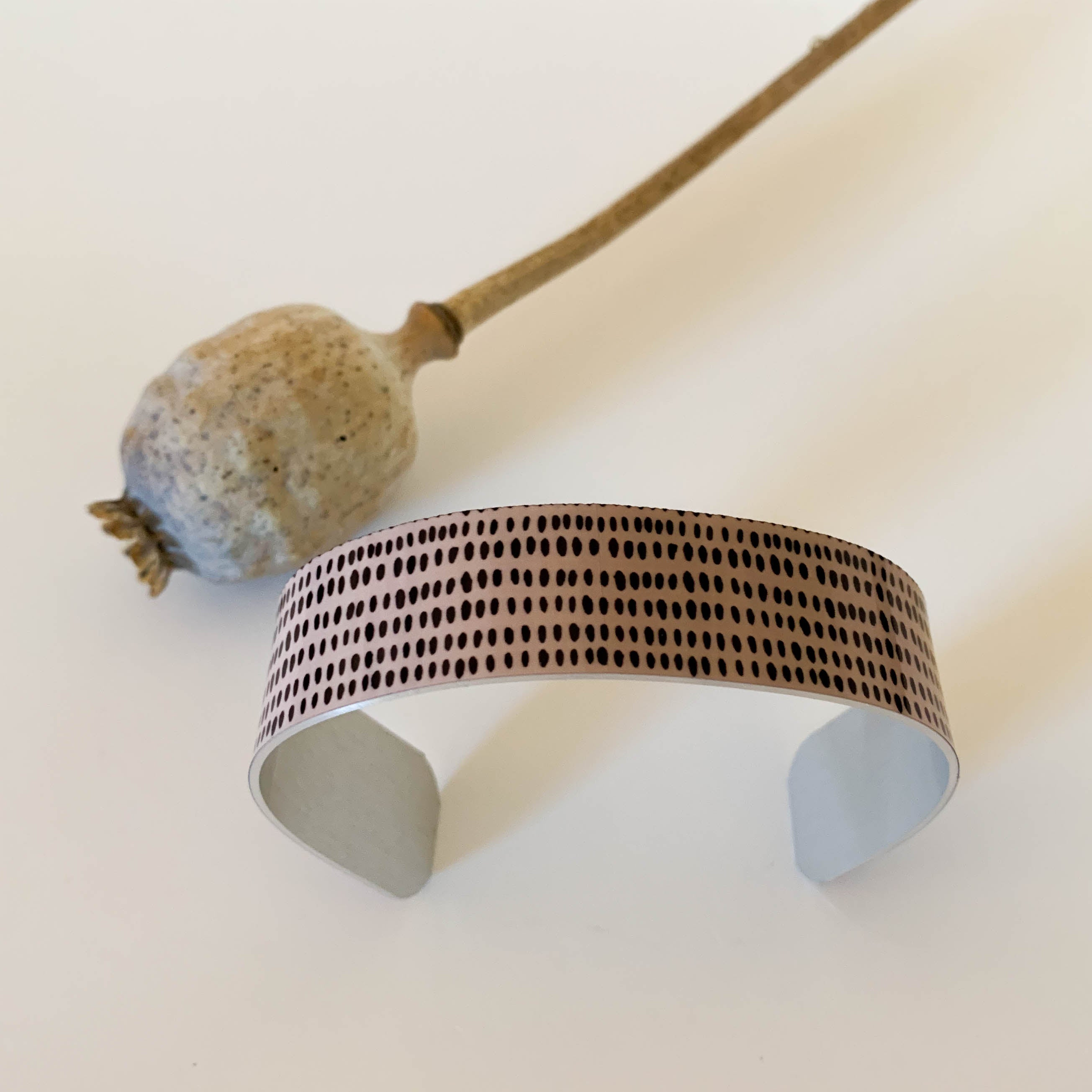 Connect Narrow Cuff Bracelet No.1 (New)