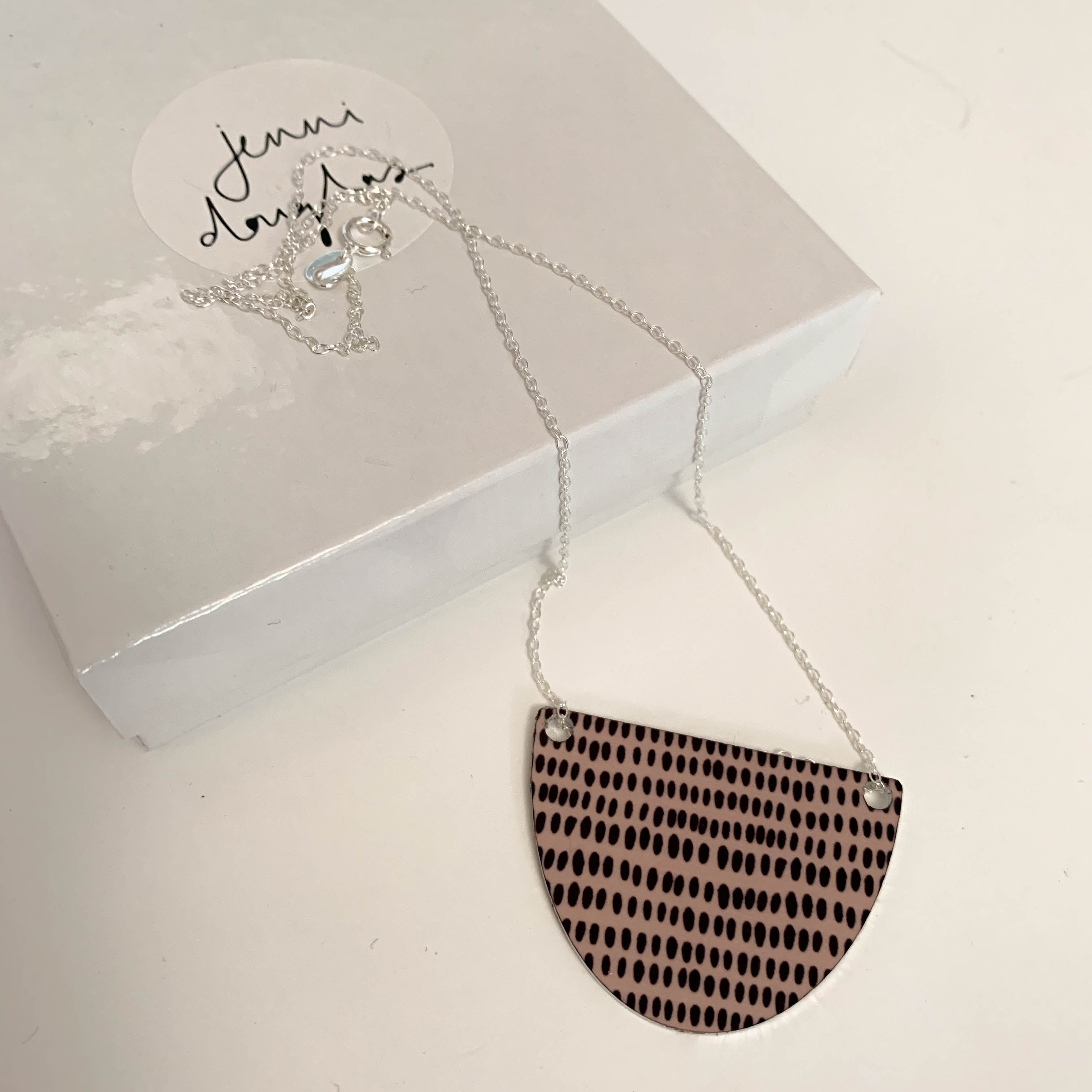 Medium Arc Connect Necklace (New)