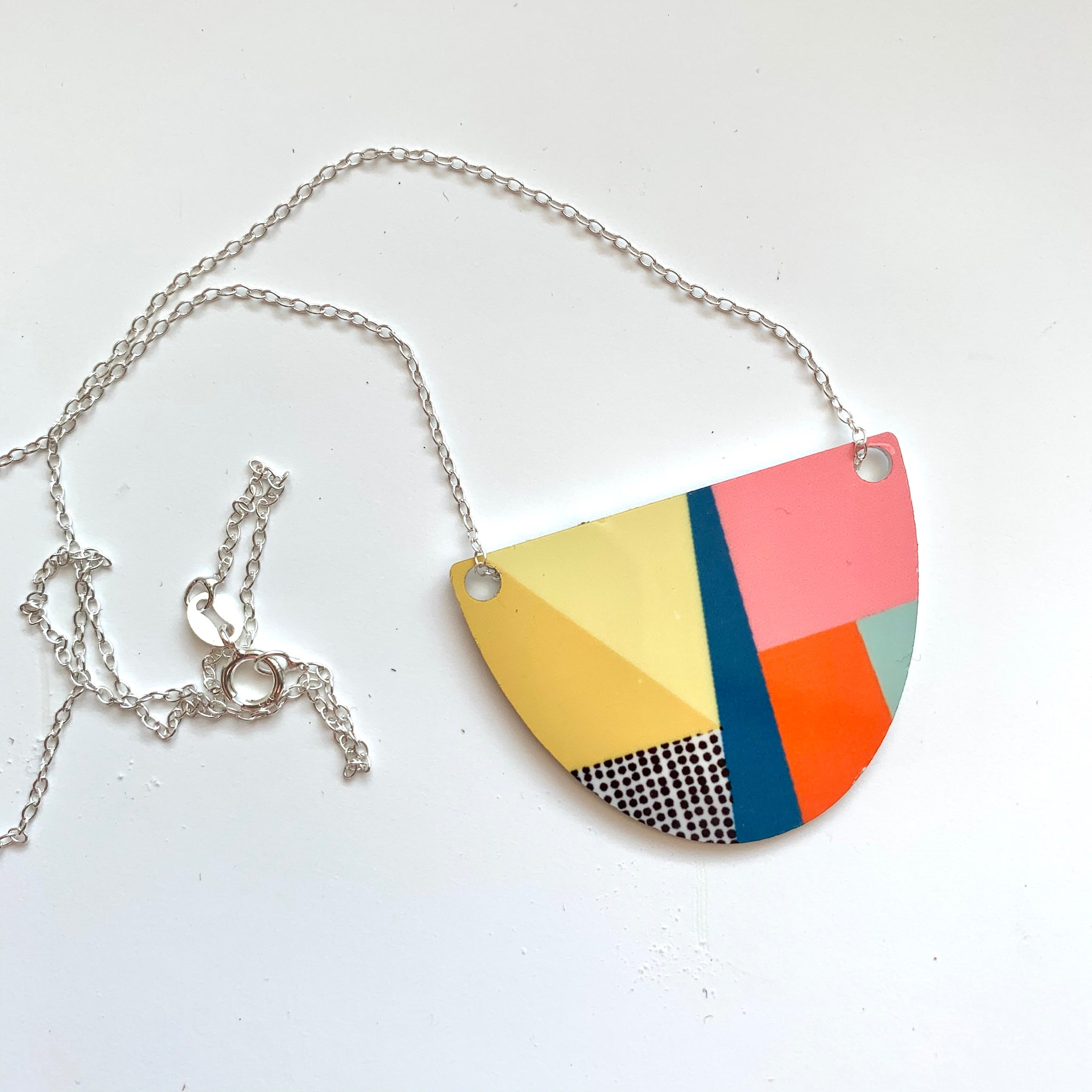 Palette Necklace No.1 (New)