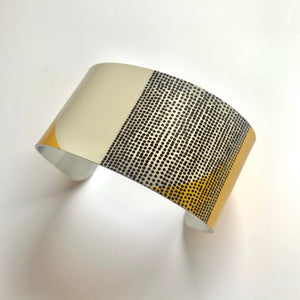 Balance Wide Cuff Bracelet - Ochre Band (New)