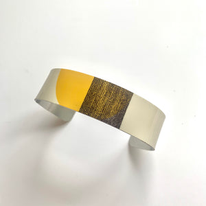 Balance Narrow Cuff Bracelet - Ochre Arc (New)