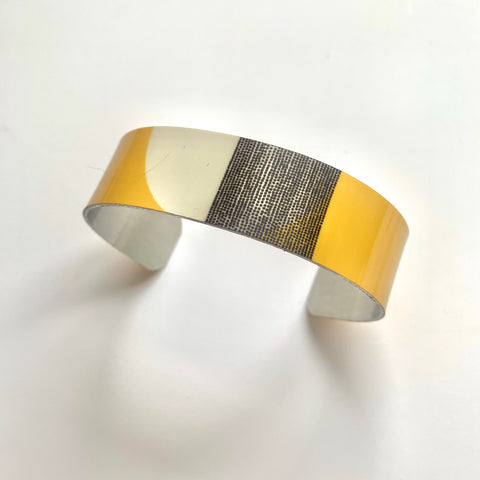 Balance Narrow Cuff Bracelet - Ochre Band (New)