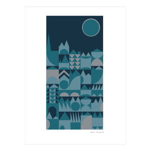 (New) Moonlight Print