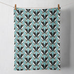 Load image into Gallery viewer, Puffins Tea Towel