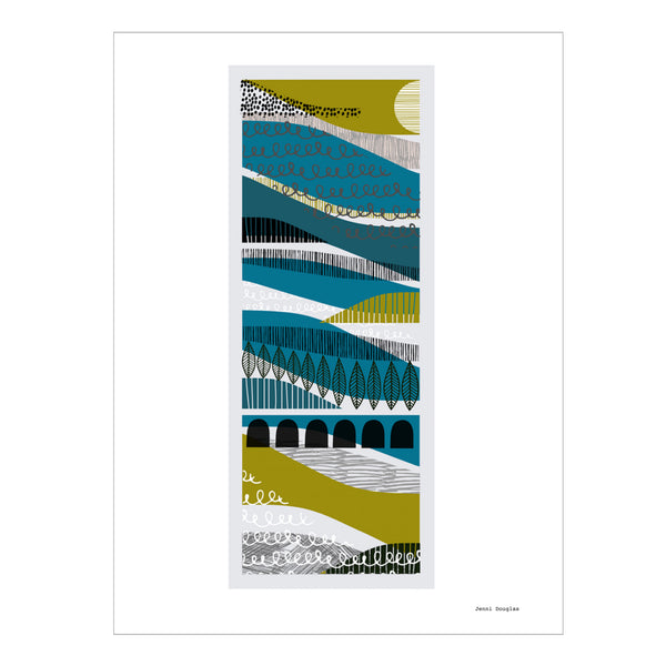 Rivers Run Limited Edition Print