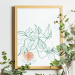 Load image into Gallery viewer, Arrowhead Houseplant Print