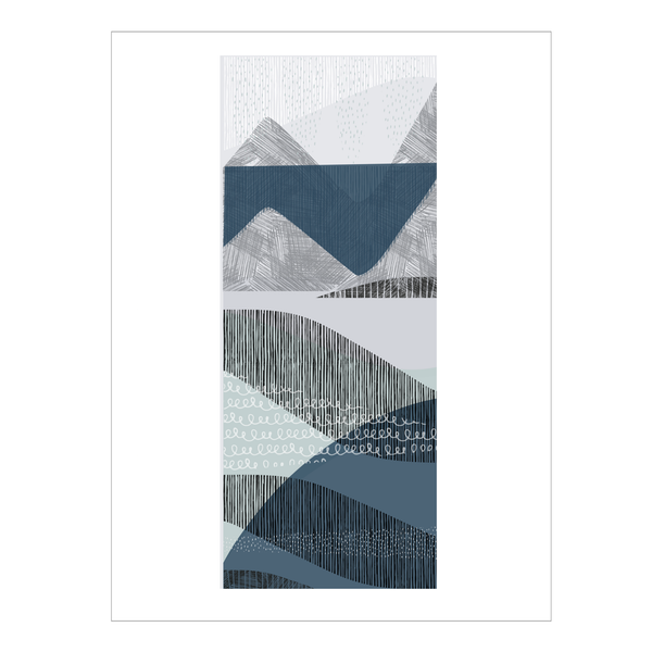 Fjords Limited Edition Print