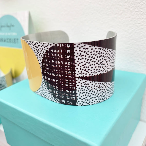 Freestyle Wide Cuff Bracelet